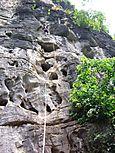 Yangshuo: Climbing