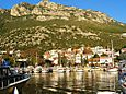 The coastal town of Kaş