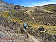 Trekking in the Parque Nacional Natural El Cocuy