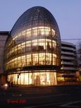 Peek und Cloppenburg Building in Cologne, designed by Piano Renzo