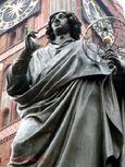 Statue of Nicolaus Copernicus in Torun