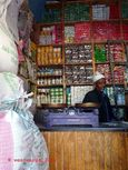 A shop in Mekele