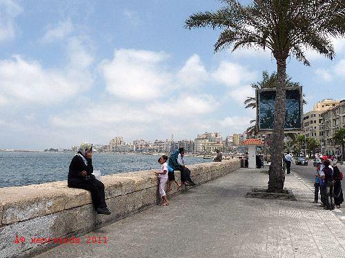Alexandria-corniche
