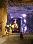 Salt Cathedral in Zipaquira