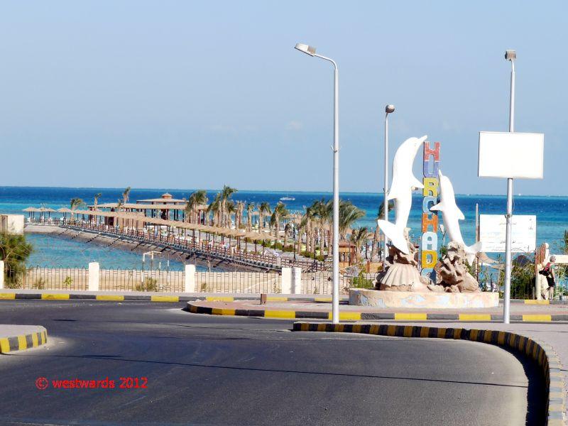 Hurghada-monument