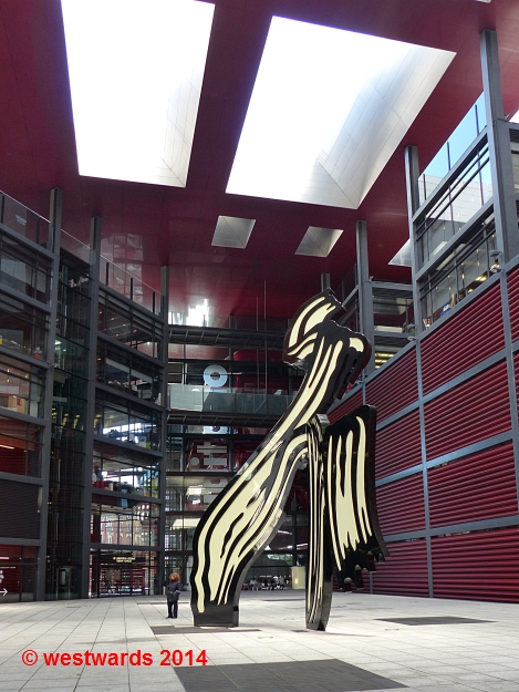 Reina Sofia Museum in Madrid
