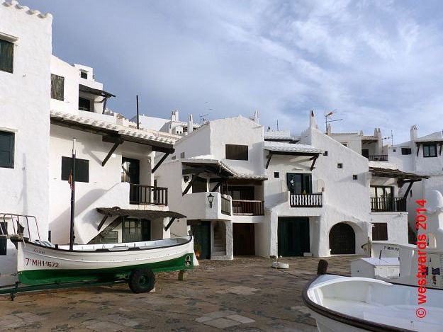 Holiday Homes in Binibequer Vell on Menorca