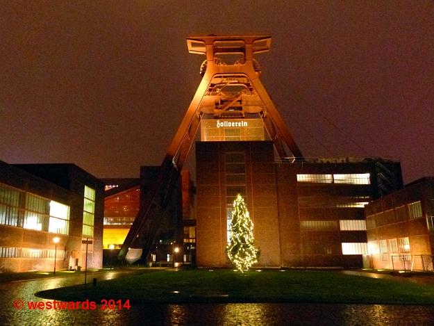 Zeche Zollverein in Essen